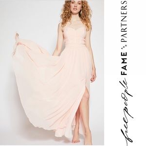 NEW Free People x Fame and Partners Taurus Maxi